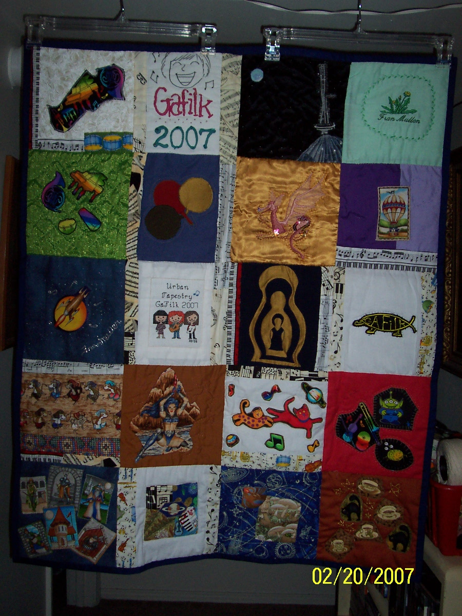 finished 2007 quilt