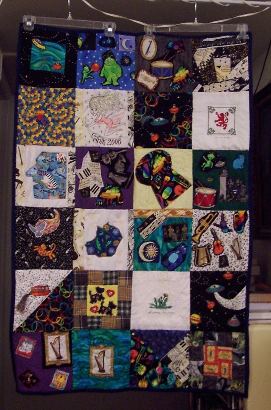 finished 2008 quilt