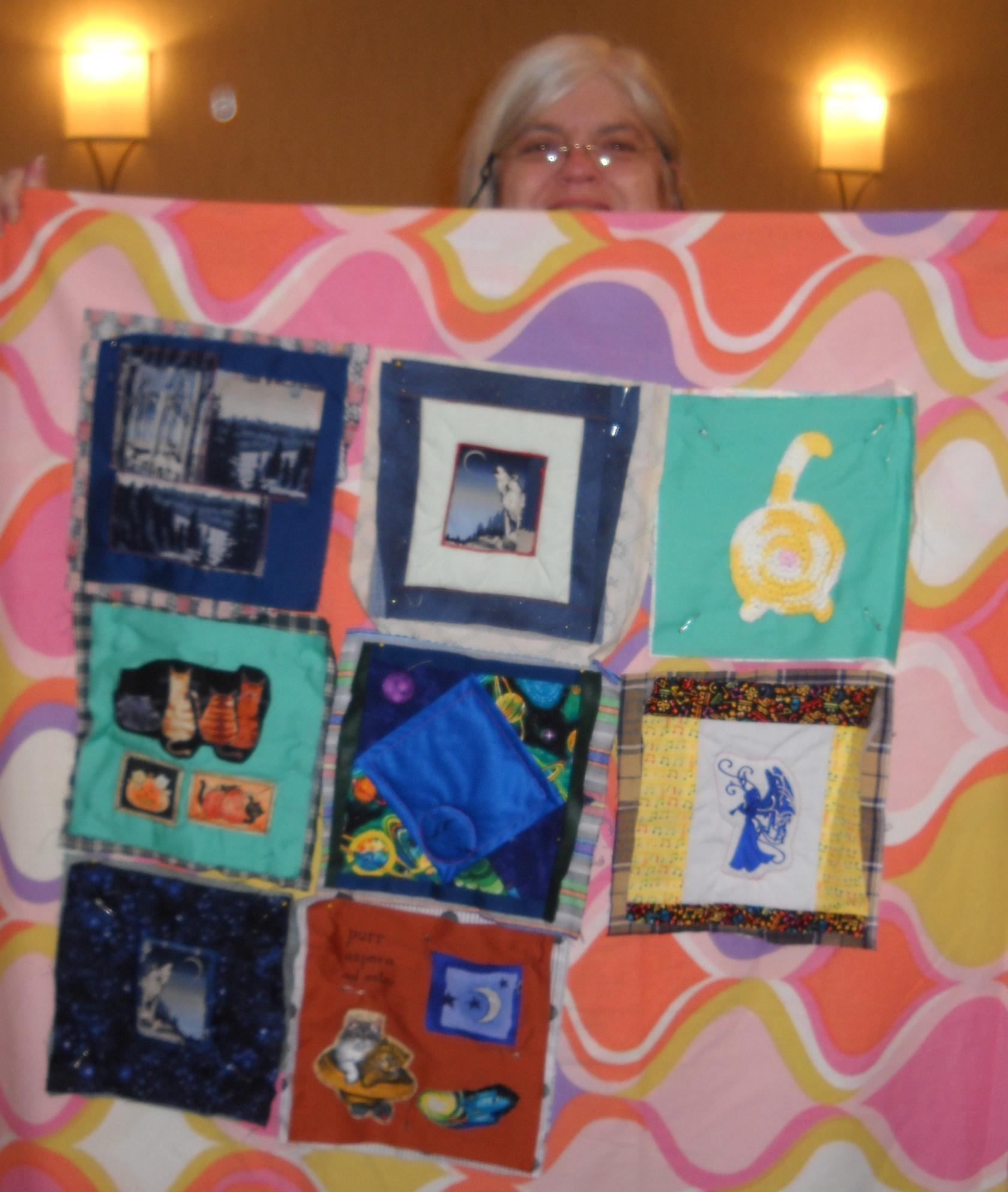 incomplete quilt